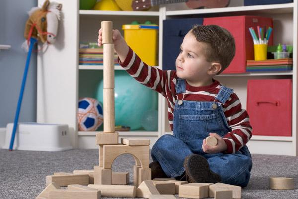 Развитие три ребенка в три года