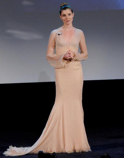 Виттория Пуччини (Vittoria Puccini) Ариана на церемонии закрытия 68-го Венецианского кинофестиваля