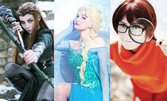 Просто фантастика: кировчанки в образах героев аниме