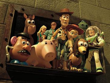 Истории игрушек: Большой побег