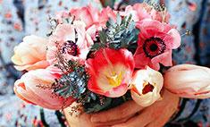 Выбираем цветы к 8 Марта: советы и вдохновляющие фото