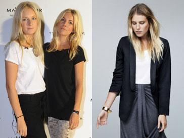 Саванна Миллер (Savannah Miller) сама разрабатывала дизайн коллекции нового бренда, без своей сестры Сиенны (Sienna Miller)