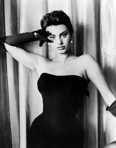 Софи Лорен (Sophia Loren) - признанная секс-икона
