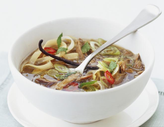 суп на утке рецепт