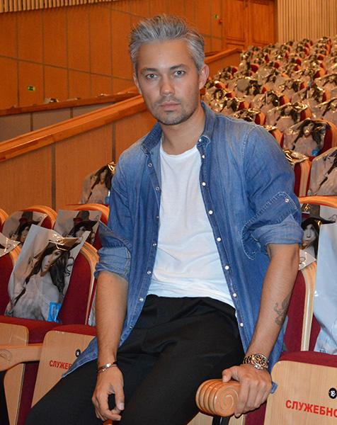 Александр Рогов, стилист, фото
