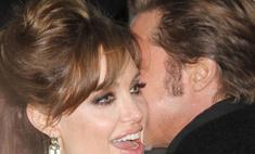 Джонни Депп и Анджелина Джоли презентовали фильм «Турист» в Нью-Йорке