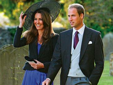 принц Уильям, Кейт Миддлтон, королевская свадьба