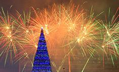 Встречаем Новый год на улицах Ростова-на-Дону