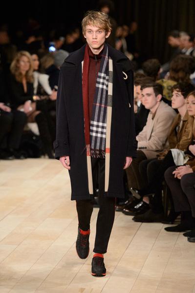 Неделя мужской моды в Лондоне: главные показы   галерея [3] фото [12]