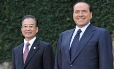 Сильвио Берлускони вернул пенис статуе бога Марса