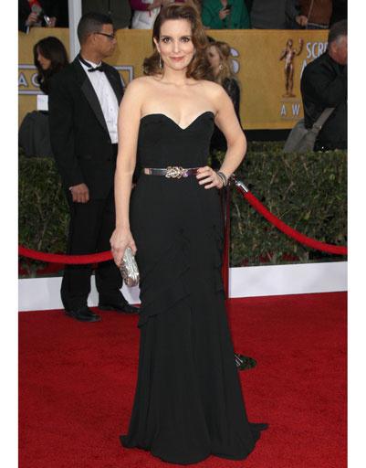 Тина Фей (Tina Fey) на премии SAG Awards 2013