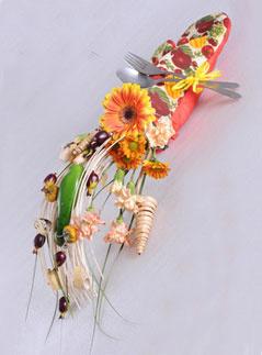 букет, подарки, 8 Марта, Флорист.ру, составление букета, мастер-класс, флористика, живые цветы, декор кухни