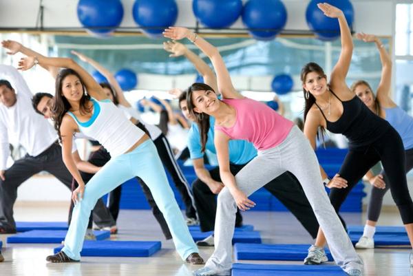 Упражнения на низ живота