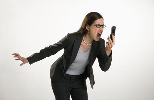 Раздражение и гнев