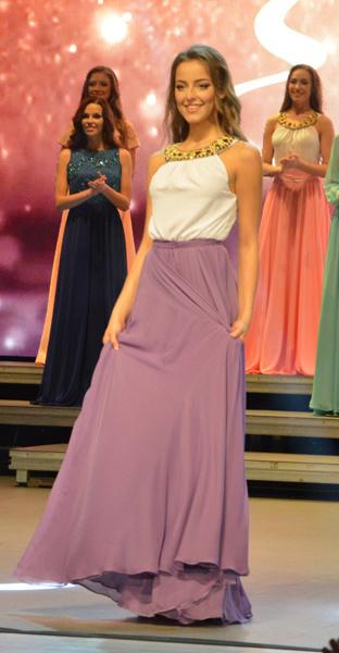 Владислава Тарасова, «Мисс Екатеринбург – 2015»