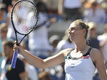 Вера Звонарева впервые в полуфинале