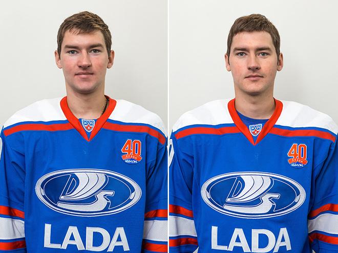 самые известные близнецы Тольятти, братья Стрельцовы, ХК «Лада»