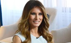 От модели к первой леди: как менялся стиль Меланьи Трамп