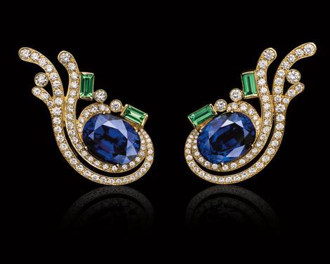 Tiffany & Co. представил новую коллекцию Высокого ювелирного искусства Blue Book   галерея [1] фото [4]