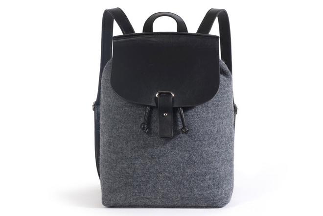 Модные рюкзаки: фото 2018