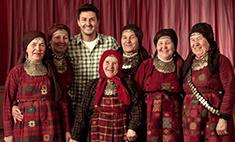 Владимир Широков снимает фильм о Бурановских бабушках