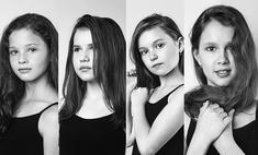 Юные принцессы в конкурсе «Топ-модель по-детски». Они так милы!