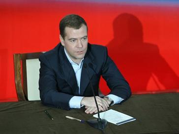 Медведев, автопробег, митинг, политика, закон