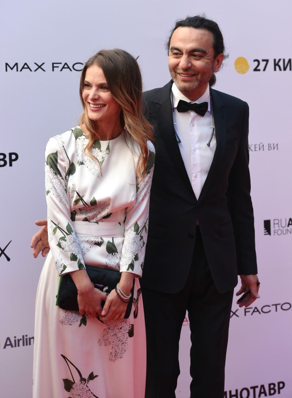 Джаник Файзиев и Светлана Иванова