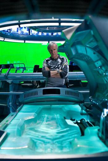 «Это самый смелый и сложный проект из тех, над которыми я когда-либо работал», – говорит автор сценария и режиссер Джеймс Кэмерон, снявший «Титаник», «Терминатора» и «Чужих».
