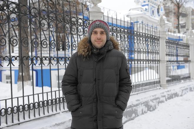 В Пермь композитор прилетел ради премьеры в ТЮЗе