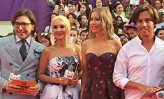 Фотоотчет: звезды на красной дорожке Премии Муз-ТВ