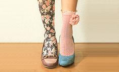 Модная фишка – понять и принять! Носки и туфли – 7 идей, как сочетать