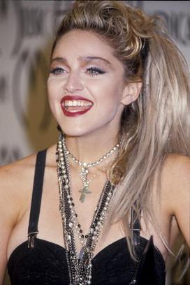 Мадонна в 1985 году.