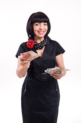 успешная женщина, женственный образ, стиль шанель