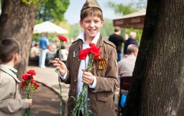 Гулянья в парках Ростова