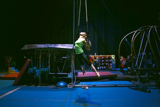 В Челябинск приехал Cirque du Soleil