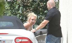 Бритни Спирс бросилась в самое пекло