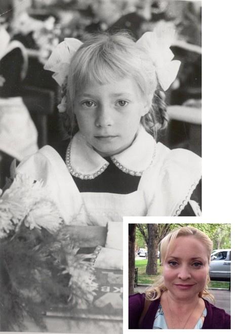 Светлана Пермякова: детское фото
