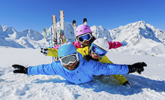 Белокуриха вошла в топ самых популярных горнолыжных курортов страны
