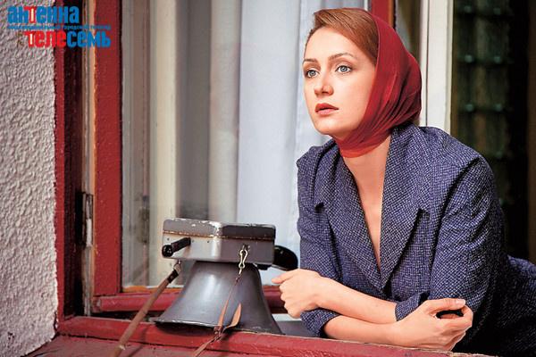 "Виктория Исакова сериал ""Оттепель"" фото"