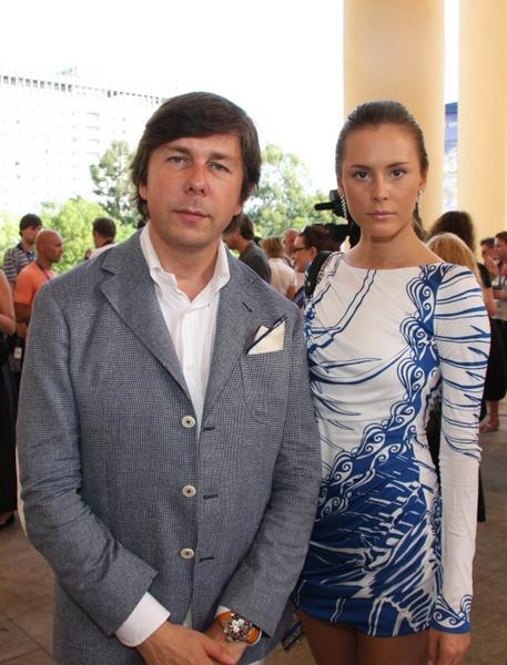 """Андрей Фомин на закрытии фестиваля """"Кинотавр-2010"""""""