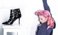 Итальянский обувной бренд выпустил фетиш-лукбук