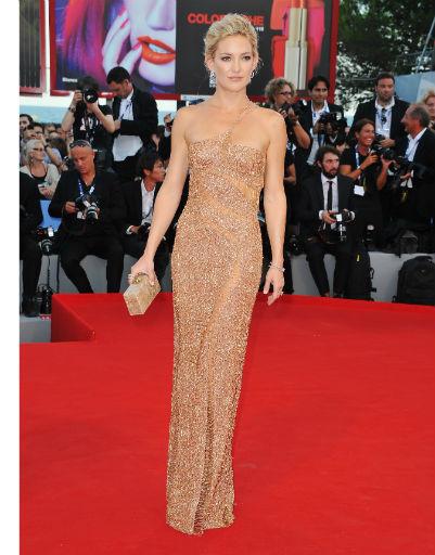 Кейт Хадсон (Kate Hudson) на 69-ом Венецианском кинофестивале