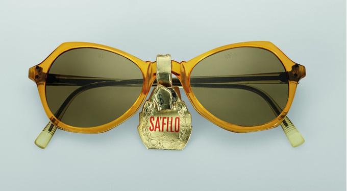 Выставка ретро-очков Safilo при поддержке Marie Claire