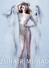 Ирина Николаева снялась в новой рекламной кампании Zuhair Murad
