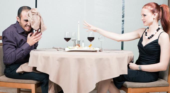 Четыре способа пережить плохое свидание