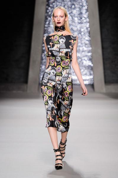 Неделя моды в Лондоне: показы Ashley Williams и Anya Hindmarch | галерея [1] фото [1]