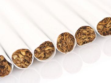 Американские сигареты в три раза опаснее