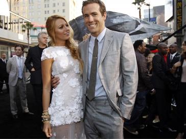 Райан Рейнольдс (Ryan Reynolds) и Блейк Лайвли (Blake Lively)