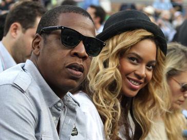 Бейонсе Ноулс (Beyonce Knowles) и Джей Зи (Jay-Z)